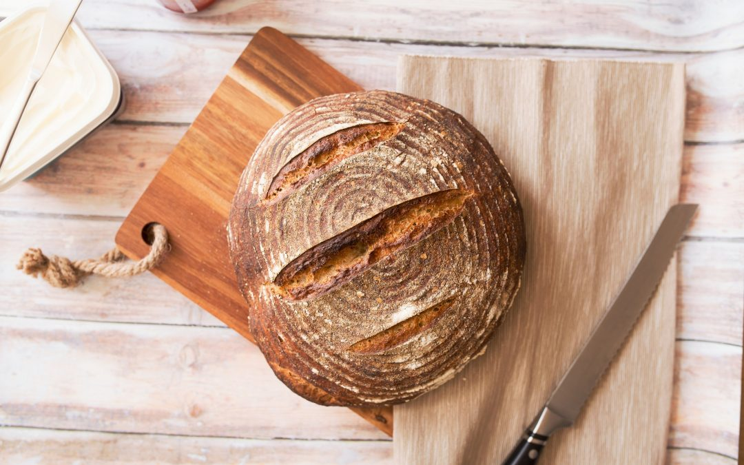 Hair in your bread